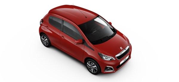 configuration automobile configurer une voiture peugeot 108 5 portes. Black Bedroom Furniture Sets. Home Design Ideas