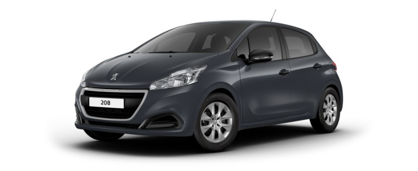 configura 3d la tua peugeot 208 5 porte. Black Bedroom Furniture Sets. Home Design Ideas