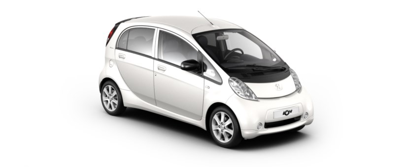 Peugeot iOn - Fahren ohne Sprit