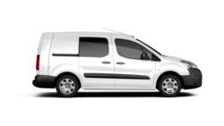 Partner Crew Van