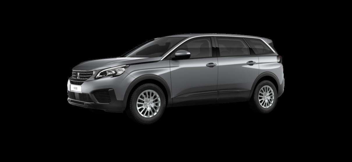 Nový 5008 SUV